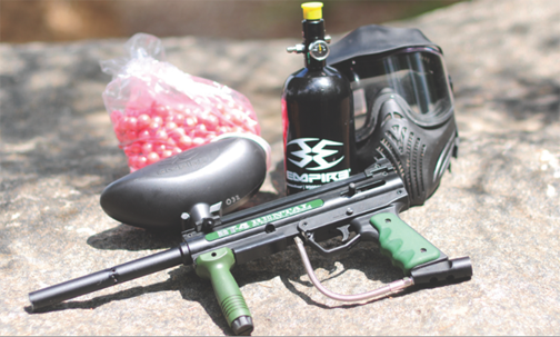 paintball marker price in india